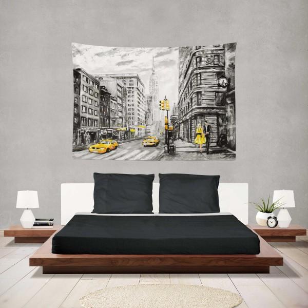 Marilyn Home Duvar Örtüsü 130x150 cm - NewYork