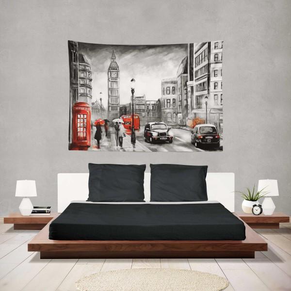 Marilyn Home Duvar Örtüsü 130x150 cm - London