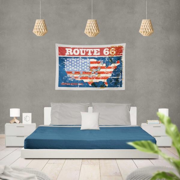 Marilyn Home Duvar Örtüsü 130x150 cm  - America
