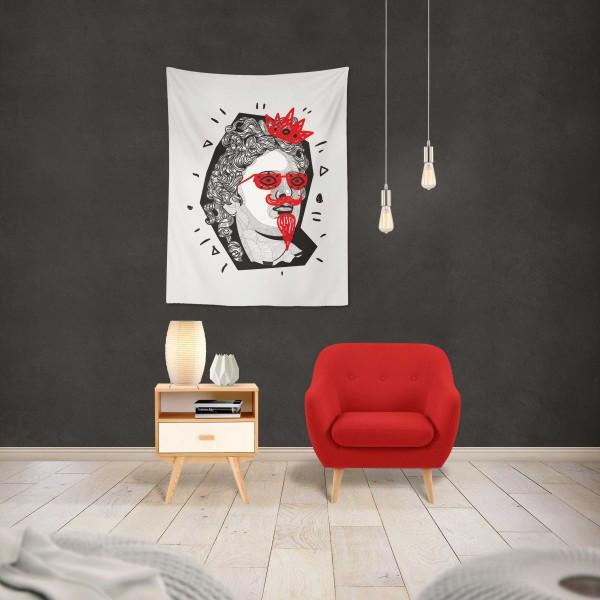 Marilyn Home Duvar Örtüsü 70x100 cm - Davut