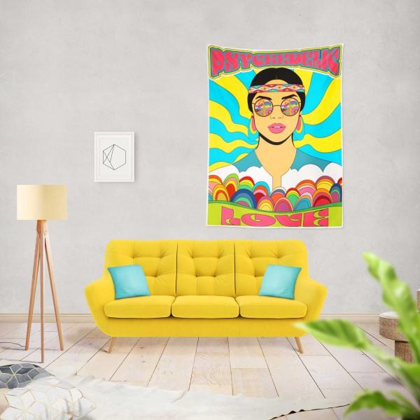 Marilyn Home Duvar Örtüsü 70x100 cm - Cyche