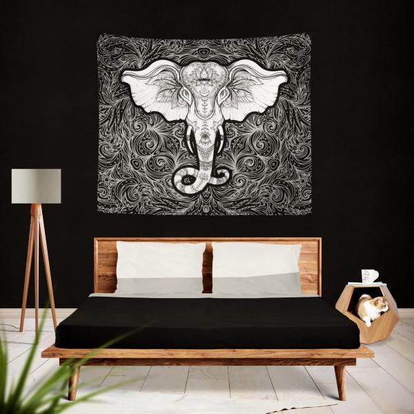 Marilyn Home Duvar Örtüsü 130x150 cm - Mandala Fil