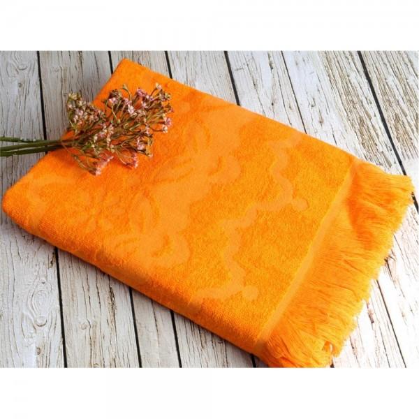 İrya DAISY Bambu Plaj Havlusu Oranj 90x170 cm