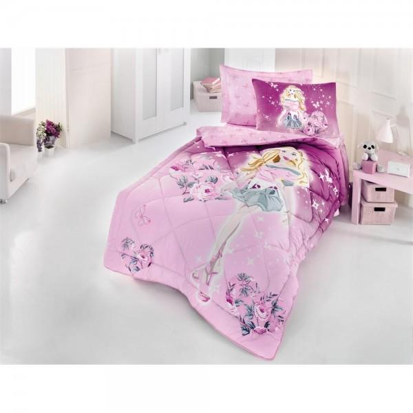 Cotton Box Ranforce Tek Kişilik Uyku Seti - Cotton Girl