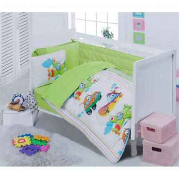 Cotton Box Ranforce Bebek Uyku Seti Taşıt