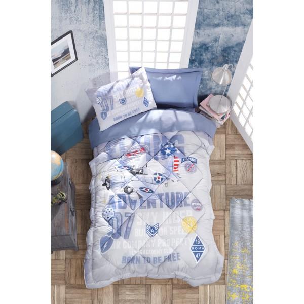 Cotton Box Junior Ranforce Tek Kişilik Uyku Seti - On The Air
