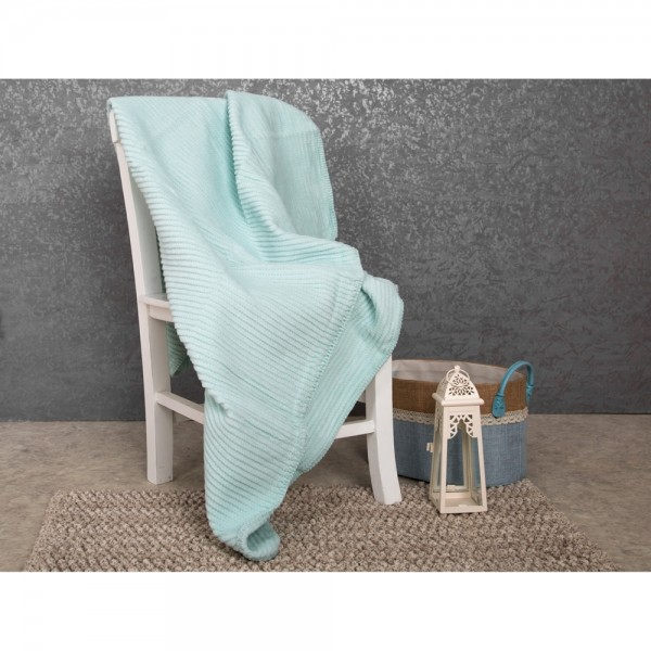 İrya SWEETY Bebek Battaniye Su Yeşili 100x120